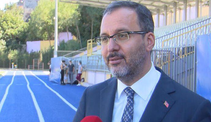 Bakan Kasapoğlu: Üniversiteler açılır açılmaz yurtlar sahiplerine teslim edilecek