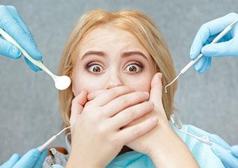 Diş hekimi korkusuna genel anestezili çözüm