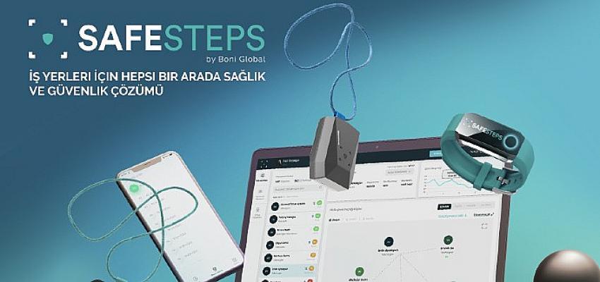 Safe Steps'in Yeni Güncellemesi ile İş Yerleri Artık Tüm Acil Durumlara Hazırlıklı Olacak